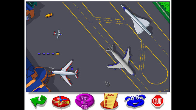 Let's Explore the Airport (Junior Field Trips) Screenshot 5