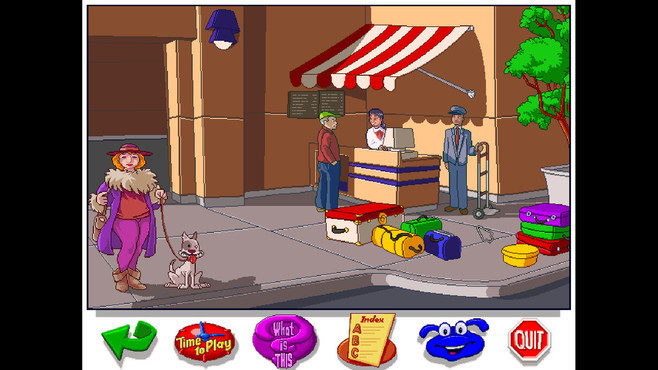 Let's Explore the Airport (Junior Field Trips) Screenshot 6