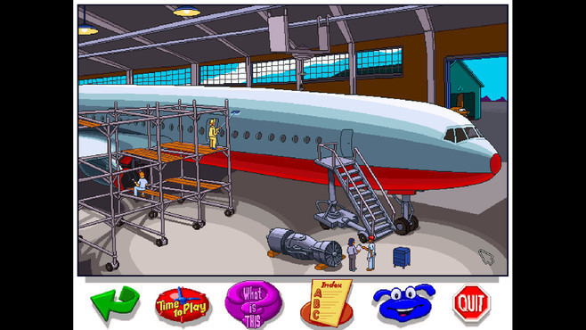 Let's Explore the Airport (Junior Field Trips) Screenshot 7