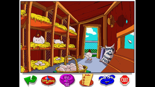 Let's Explore the Farm (Junior Field Trips) Screenshot 1