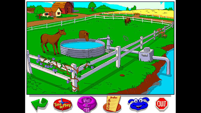 Let's Explore the Farm (Junior Field Trips) Screenshot 3