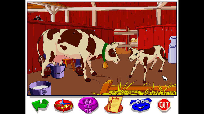 Let's Explore the Farm (Junior Field Trips) Screenshot 5