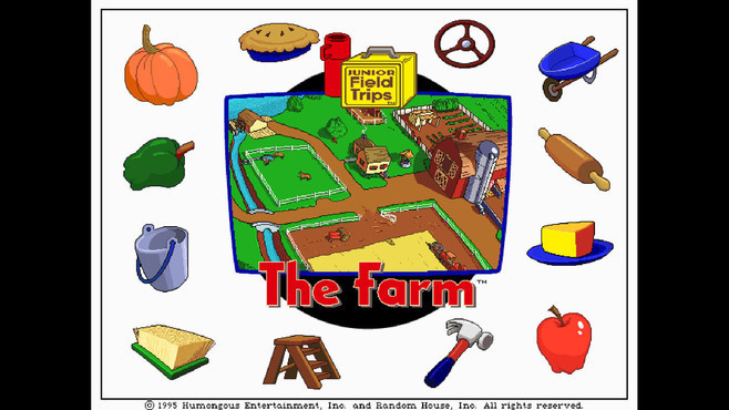 Let's Explore the Farm (Junior Field Trips) Screenshot 6