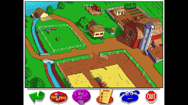 Let's Explore the Farm (Junior Field Trips) Screenshot 7