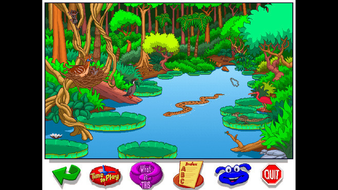 Let's Explore the Jungle (Junior Field Trips) Screenshot 4