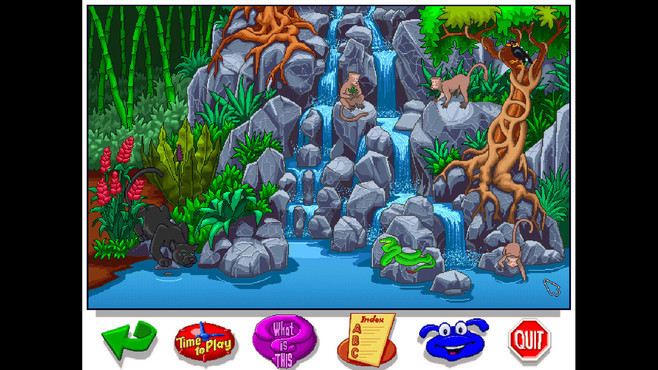 Let's Explore the Jungle (Junior Field Trips) Screenshot 5