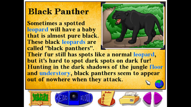 Let's Explore the Jungle (Junior Field Trips) Screenshot 6