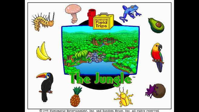 Let's Explore the Jungle (Junior Field Trips) Screenshot 7