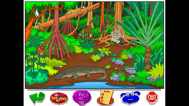 Let's Explore the Jungle (Junior Field Trips) Screenshot 8