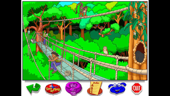 Let's Explore the Jungle (Junior Field Trips) Screenshot 9