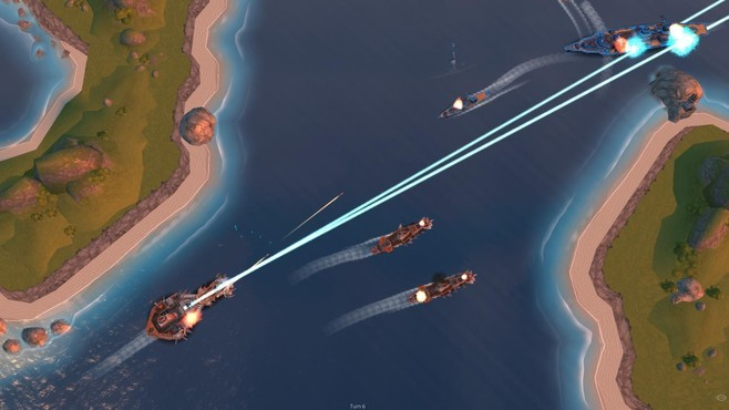Leviathan: Warships Screenshot 1