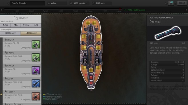 Leviathan: Warships Screenshot 2
