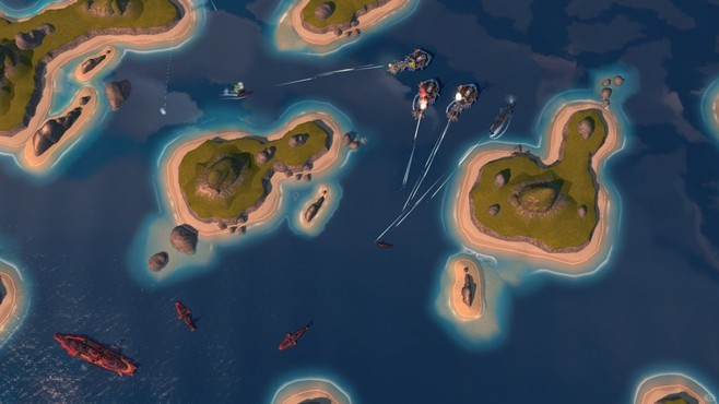 Leviathan: Warships Screenshot 3
