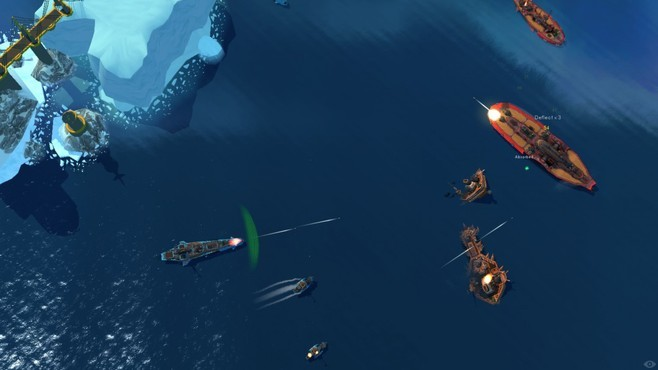 Leviathan: Warships Screenshot 4