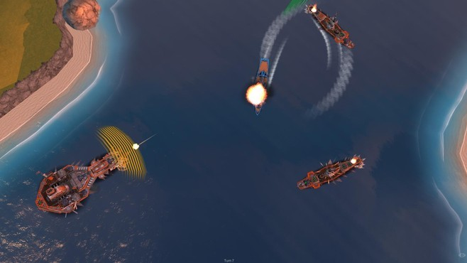 Leviathan: Warships Screenshot 5