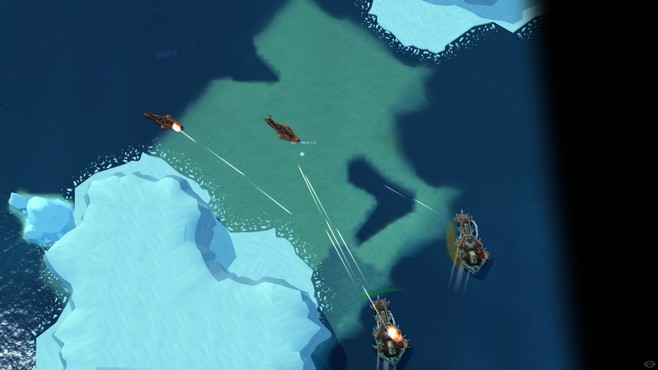 Leviathan: Warships Screenshot 8