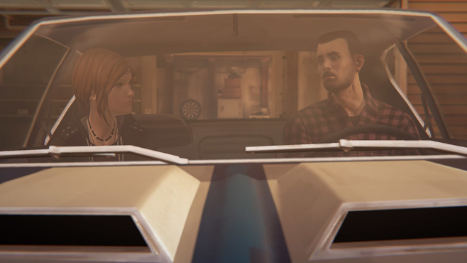 Life is Strange: Before the Storm Deluxe Edition Screenshot 1