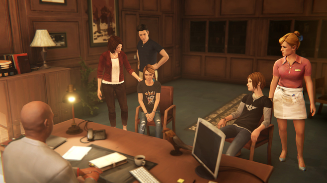Life is Strange: Before the Storm Deluxe Edition Screenshot 7