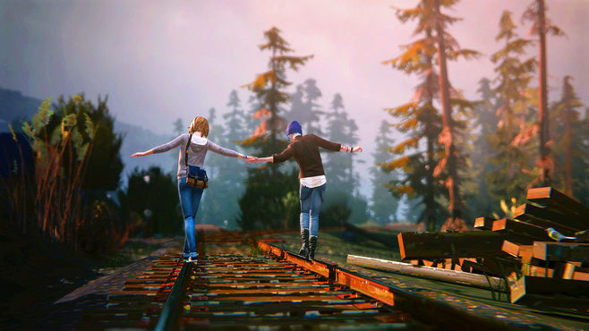 Life Is Strange Complete Season (Episodes 1-5) Screenshot 2