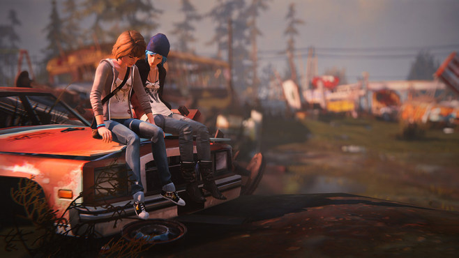Life Is Strange Complete Season (Episodes 1-5) Screenshot 9
