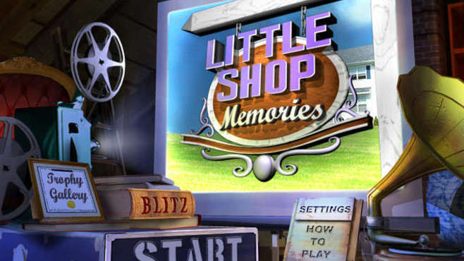 Little Shop - Memories Screenshot 2