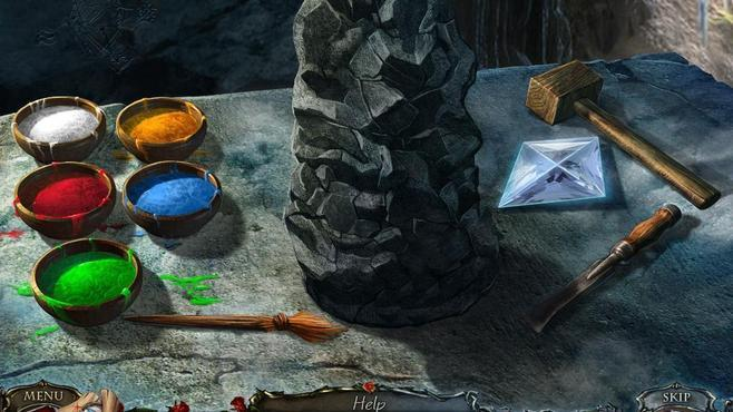 Living Legends: Frozen Beauty Collector's Edition Screenshot 3