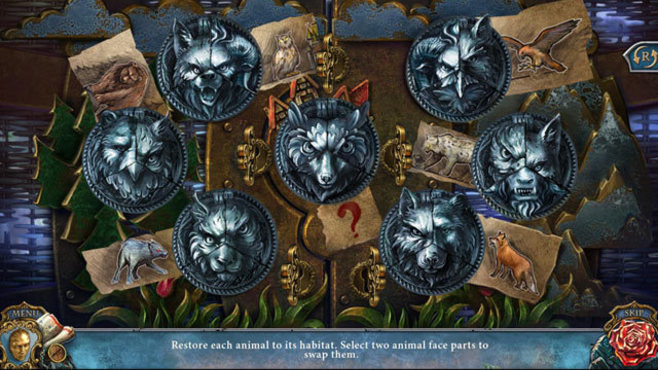 Living Legends: Uninvited Guests Collector's Edition Screenshot 6