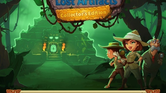 Lost Artifacts Collector's Edition Screenshot 1
