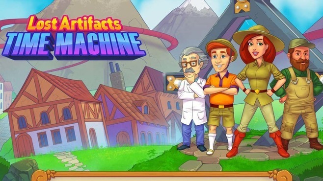 Lost Artifacts: Time Machine Screenshot 1