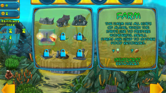 Lost City of Aquatica Screenshot 4