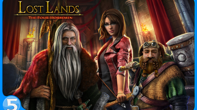 Lost Lands: The Four Horsemen Collector's Edition Screenshot 4