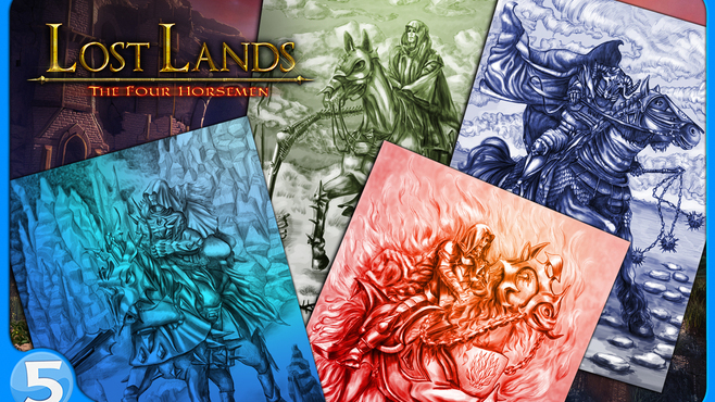 Lost Lands: The Four Horsemen Collector's Edition Screenshot 7