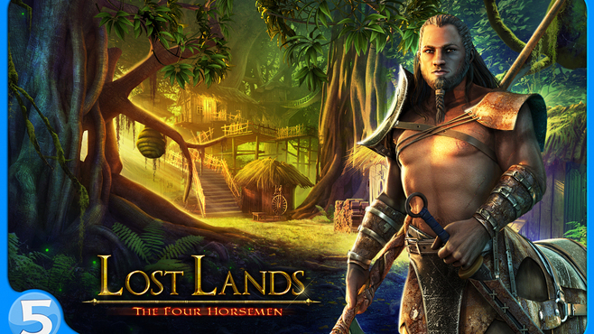 Lost Lands: The Four Horsemen Collector's Edition Screenshot 11