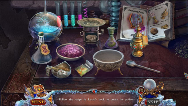 Love Chronicles: A Winter's Spell Collector's Edition Screenshot 1