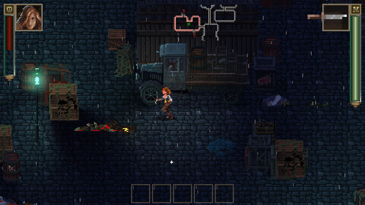 Lovecraft's Untold Stories Screenshot 2