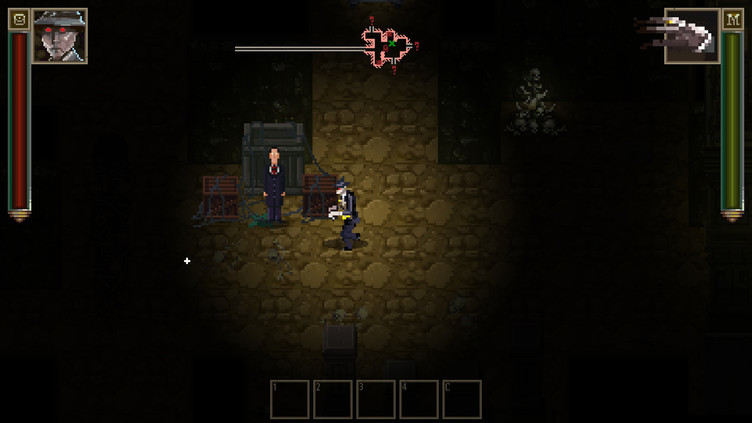 Lovecraft's Untold Stories Screenshot 3