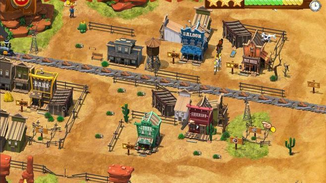 Lucky Luke: Transcontinental Railroad Screenshot 4