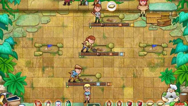 Lucy's Expedition Screenshot 1