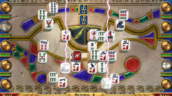 Luxor MahJong Screenshot 1