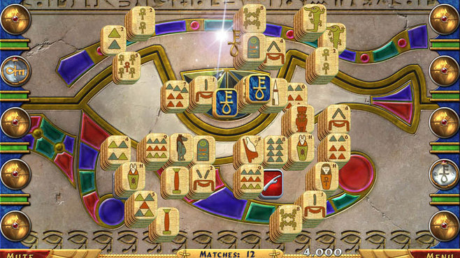 Luxor MahJong Screenshot 2
