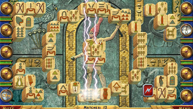 Luxor MahJong Screenshot 3