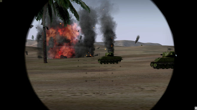 M4 Tank Brigade 2012 Screenshot 2