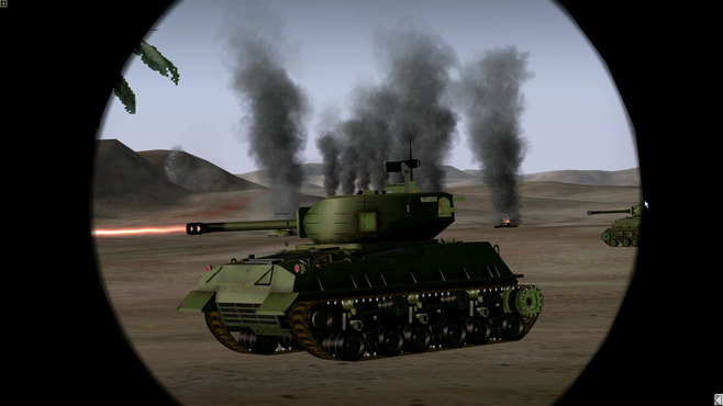 M4 Tank Brigade 2012 Screenshot 3