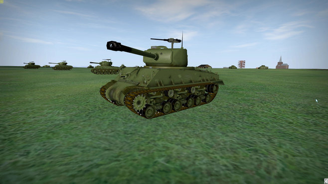 M4 Tank Brigade 2012 Screenshot 5