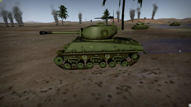 M4 Tank Brigade 2012 Screenshot 6