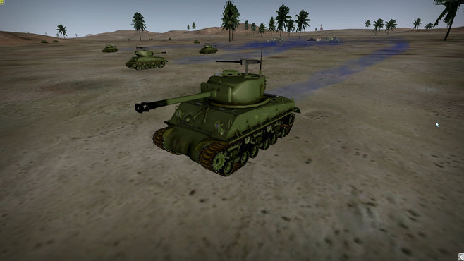 M4 Tank Brigade 2012 Screenshot 7