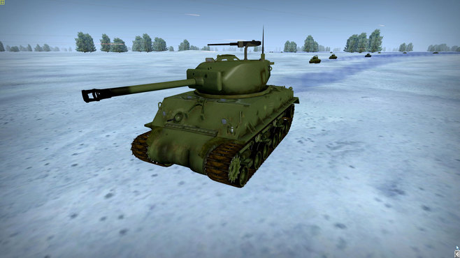M4 Tank Brigade 2012 Screenshot 9