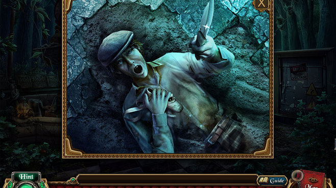 Macabre Mysteries: Curse of the Nightingale Collector's Edition Screenshot 3