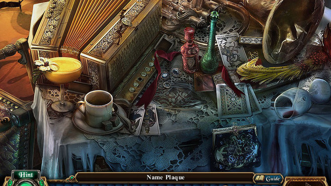 Macabre Mysteries: Curse of the Nightingale Collector's Edition Screenshot 5