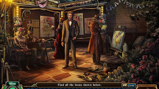 Macabre Mysteries: Curse of the Nightingale Collector's Edition Screenshot 6